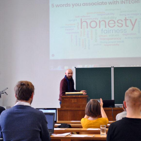 Європейська конференція з дослідницької доброчесності PRINTEGER