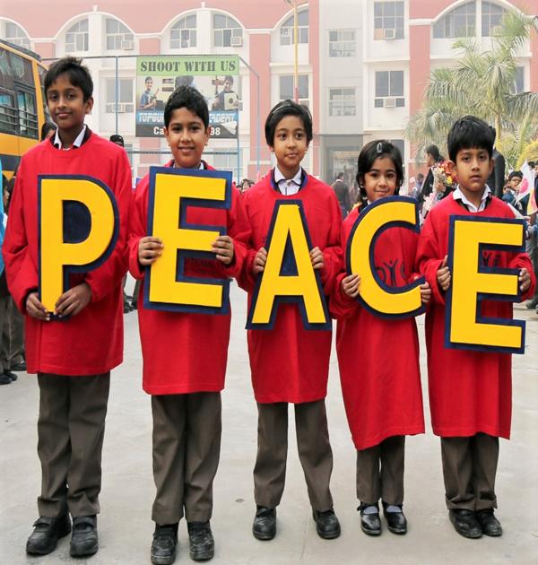 В Україні стартує міжнародна програма освіти миру